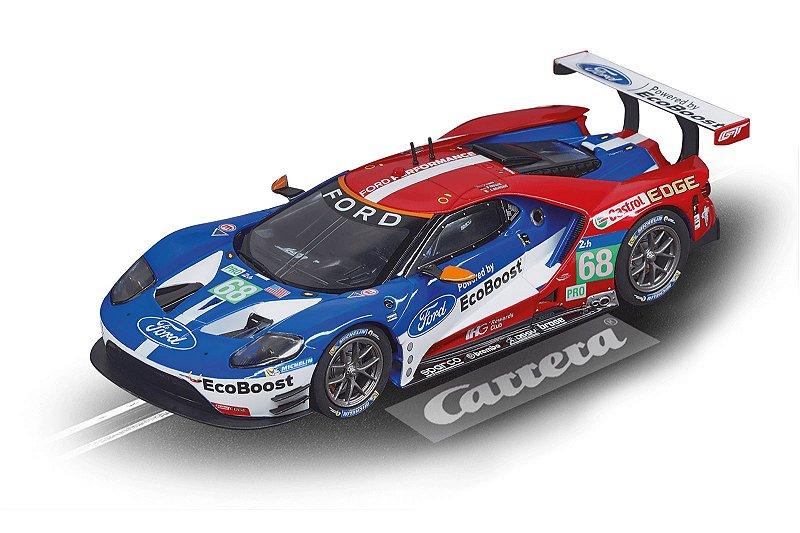 FORD GT RACE CAR N68 AUTORAMA CARRERA 1/32
