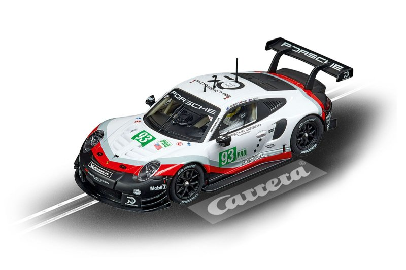 PORSCHE 911 RSR GT TEAM PISTA ELETRICA CARRERA 1/32