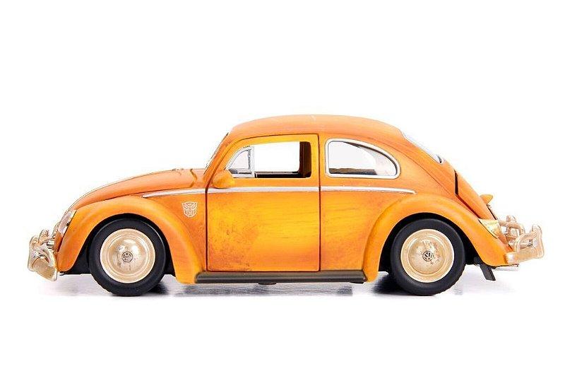 1:24 VW FUSCA BUMBLEBEE TRANFORMERS 6