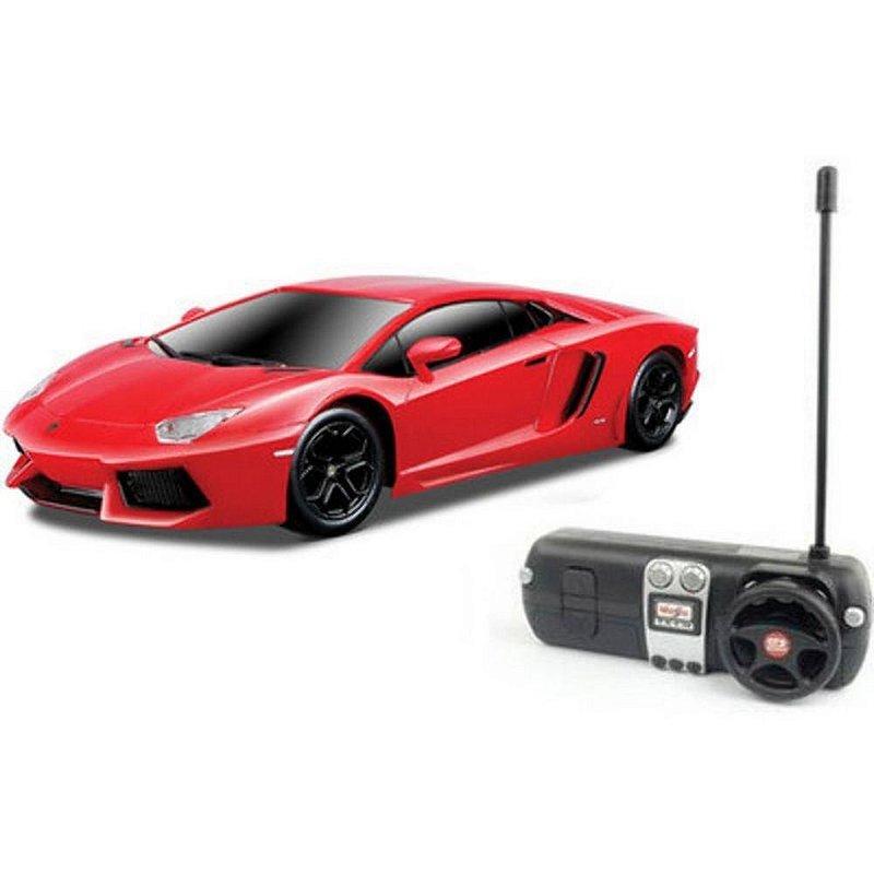 LAMBORGHINI AVENTADOR LP700-4 RADIO CONTROLE 1/24