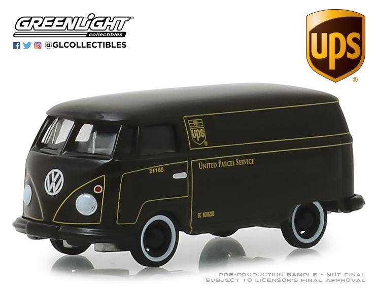 VW KOMBI T2 PANEL VAN UPS 1/64