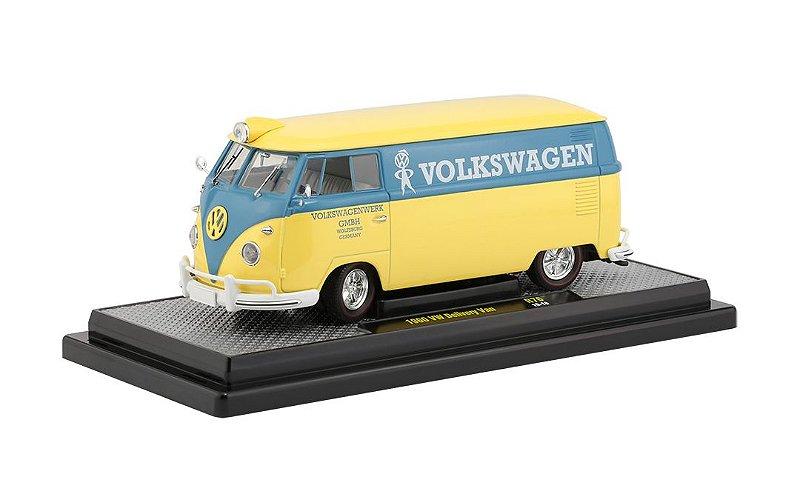 1960 VW DELIVERY VAN M2 MACHINES 76H-B 1/24
