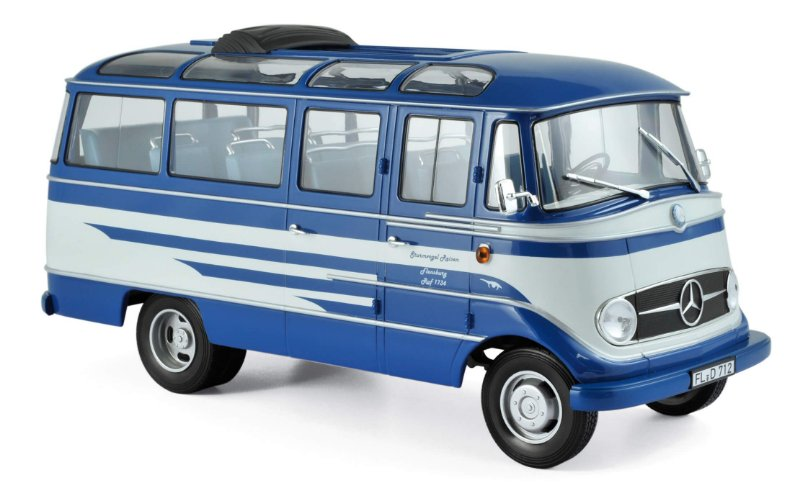 1957 MERCEDES BENZ O319 BUS 1/18