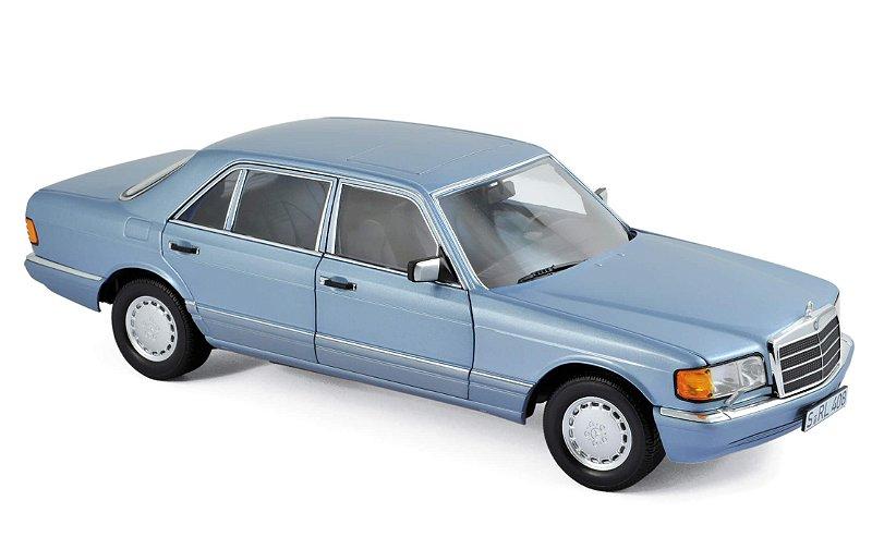 1990 MERCEDES BENZ 560 SEL 1/18