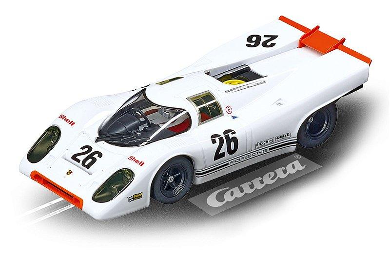 CARRO PARA PISTA ELETRICA PORSCHE 917K Nº26 1/32