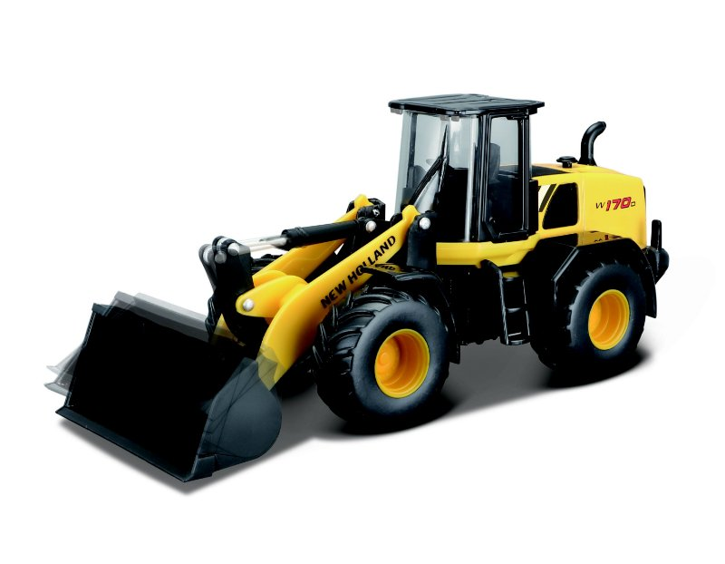 1:50 TRACTOR NEW HOLAND W170D