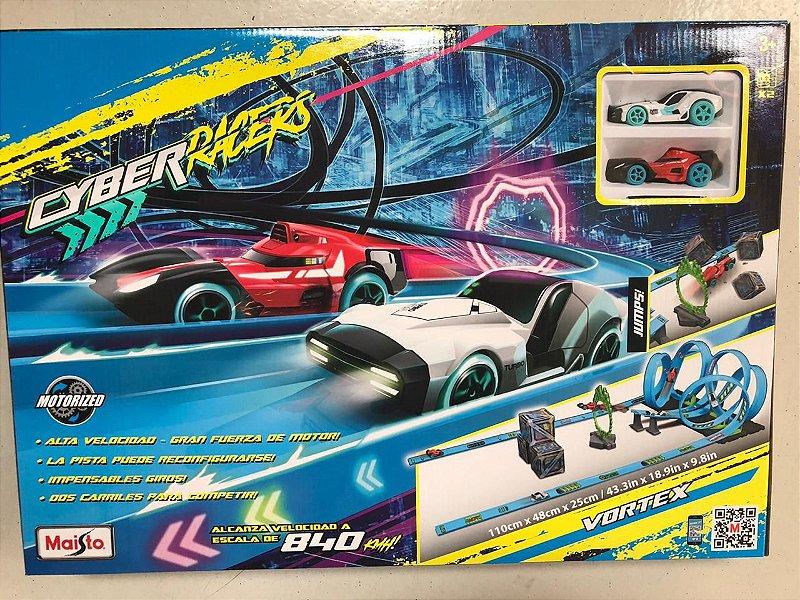 RACERS TRACK VORTEX