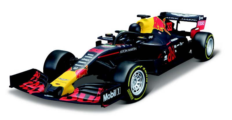 F-1 RED BULL RB15 2019 RADIO CONTROLE 1/24