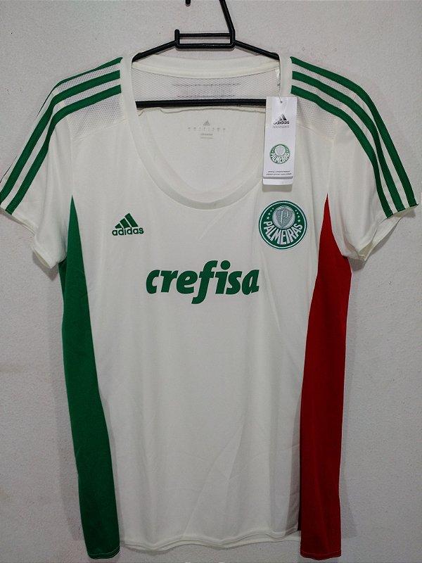 9714d36b9da5d Camisa II Feminina (G) Palmeiras 2015 - Sua camisa do Palmeiras aqui!