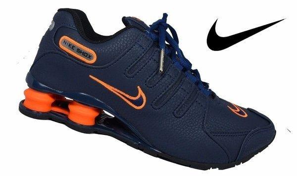 Tênis Nike Shox NZ – Masculino (Várias cores) - MOVE SHOES af4551b59edf