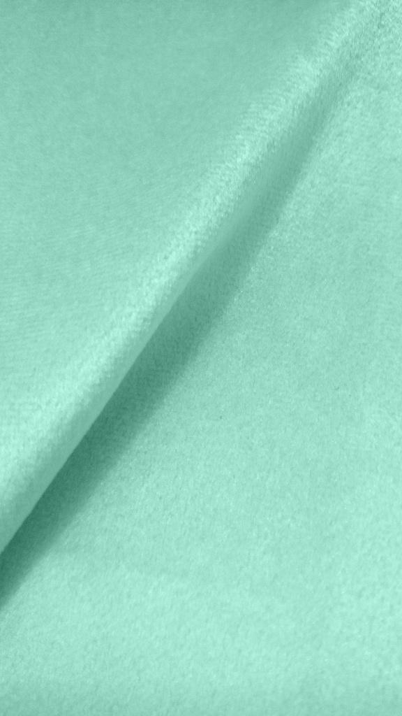 Tecido veludo verde tifanny rubi 09 site de tecidos para for Cortina verde agua