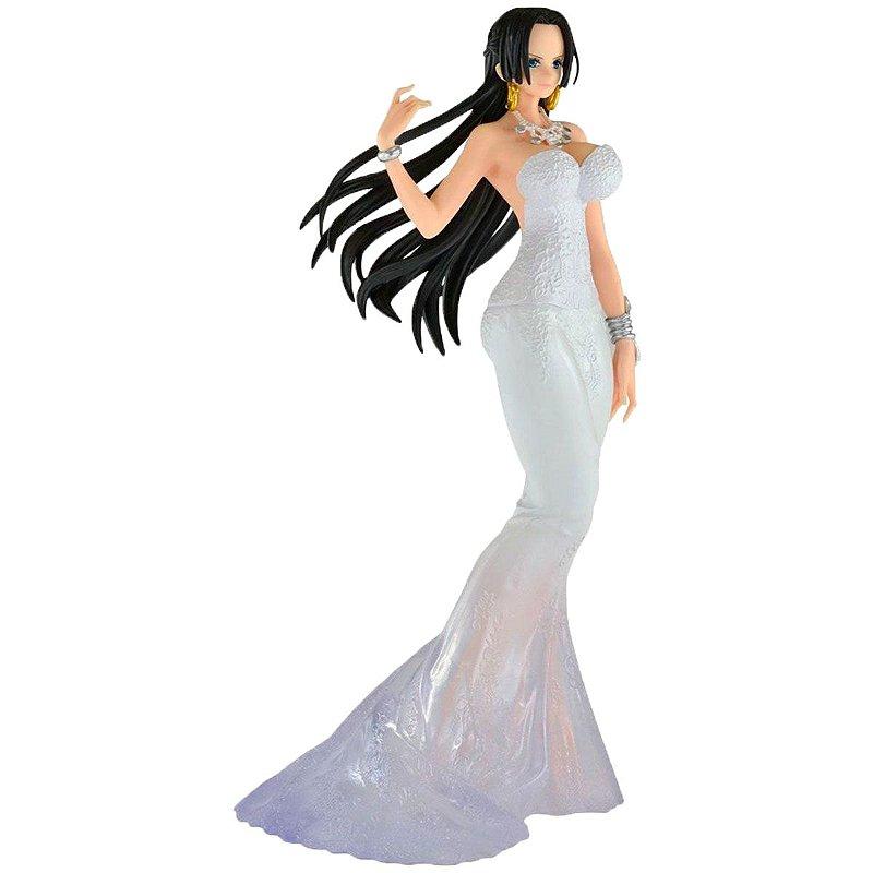 Boa Hancock One Piece Lady Edge Wedding Banpresto - Sacred Toy-3205