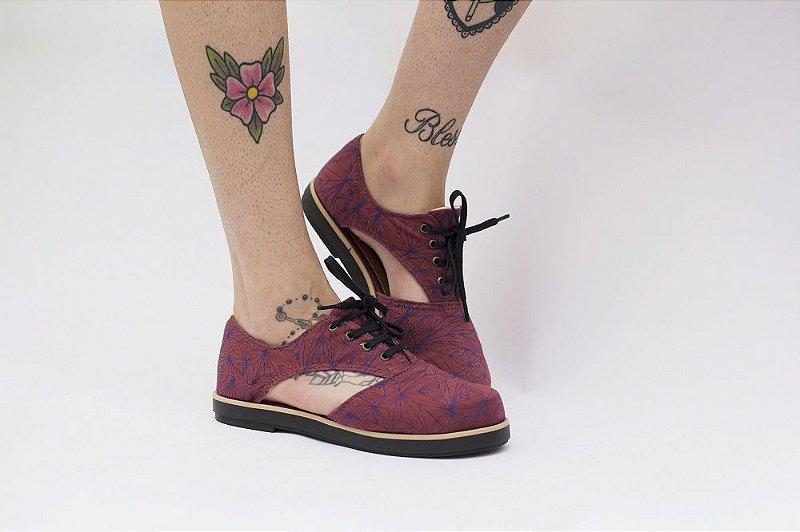 Sapato Pantala Nápoles Aurora