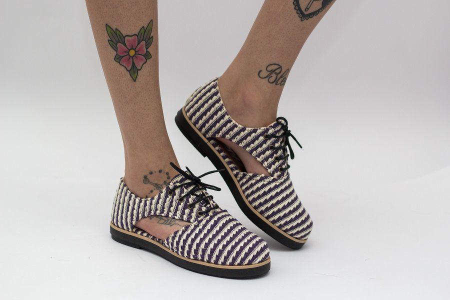 Sapato Pantala Nápoles Navy