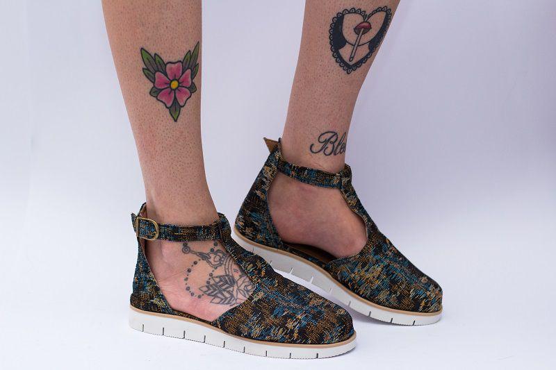 Sapato Pantala Viena Mescla