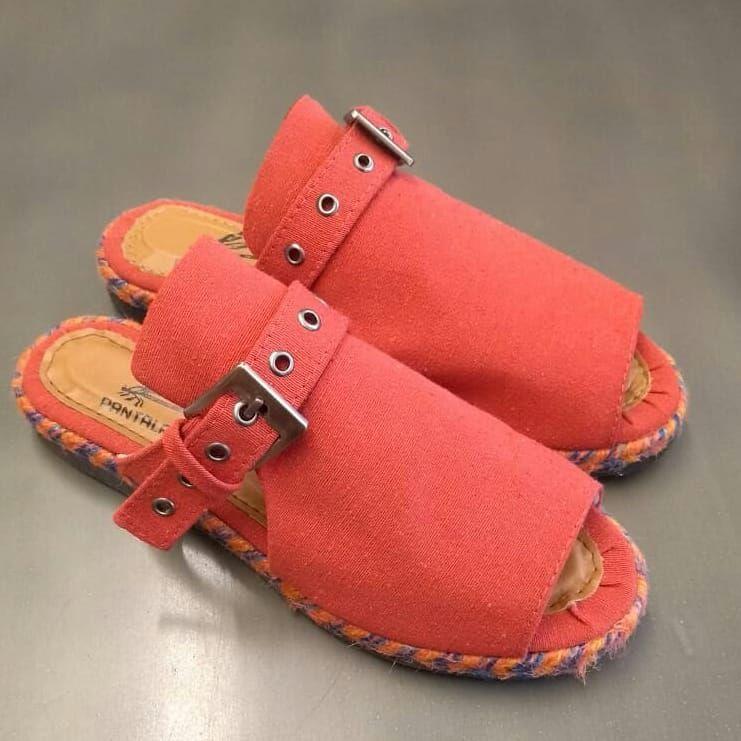 Sandália Pantala Itamambuca Vermelho