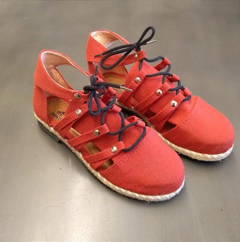 Sapato Pantala San Martim Vermelho