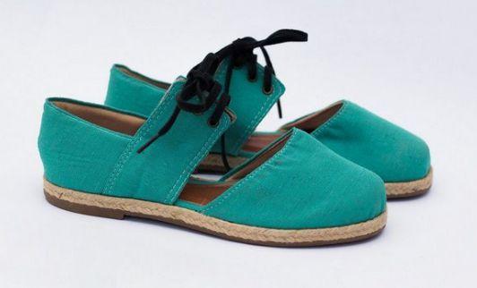 Sapato Pantala Sana Azul Infantil