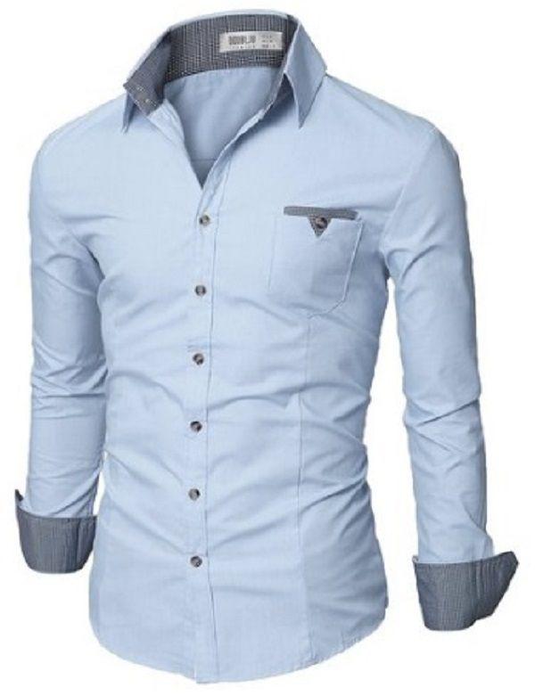 f90bf614b0a Camisa Social Slim Premium Estilo Dubai