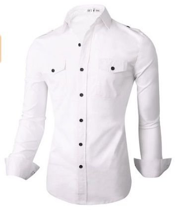 40229570ac Camisa Social Modelo Alemão Top Lançamento