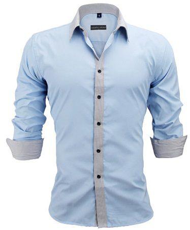 Camisa Social Slim Premium Estilo Australiano - Lojas Norton 7badfb2e2d532