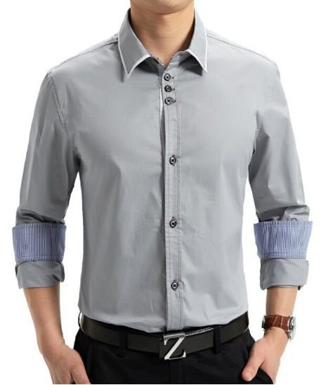 Camisa Social Premium Slim Estilo Finlandia - Lojas Norton 8486d2edeb0e4