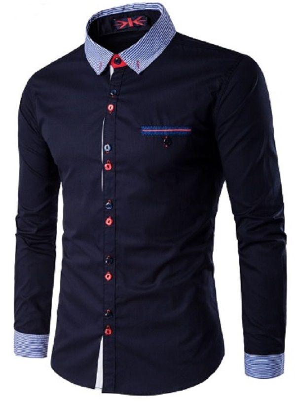 4c54ff683e Camisa Social Slim Estilo Dubai Top Lançamento - Lojas Norton
