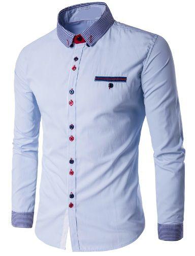 4c90264232 Camisa Social Slim Estilo Dubai Top Lançamento - Lojas Norton
