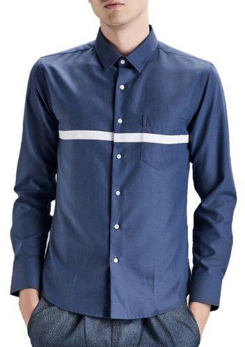 Camisa Social Slim Fit Estilo Londres - Lojas Norton 67f48926e0c65