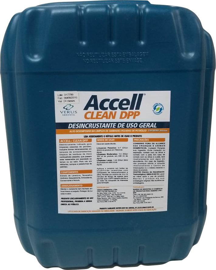 Accell® Clean DPP - 20 Litros