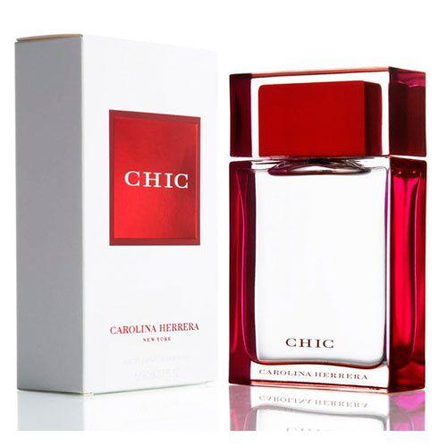 5a3ca49ce Perfume Carolina Herrera Chic Feminino 80ML - Loja Virtual Acessórios
