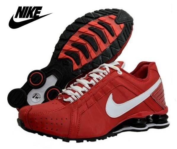 9ca8e07dca9a Tênis Nike Shox Junior – Masculino (Várias cores)