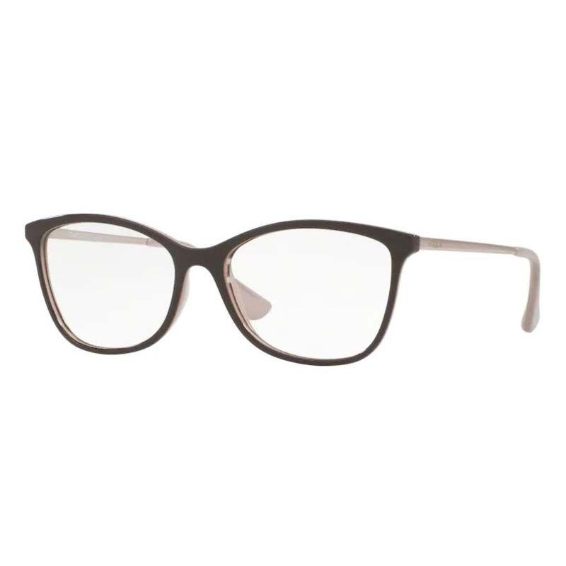 Vogue 2714 Armação Para Óculos De Grau Retrô Feminina - R