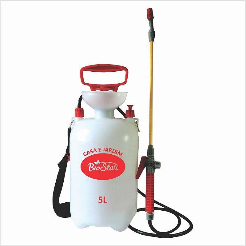 Pulverizador - manual 5 litros