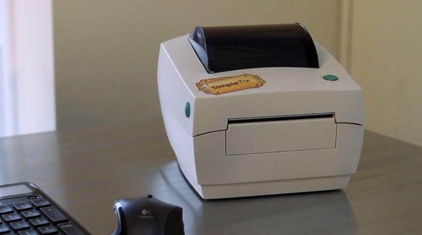 Impressora termica Zebra GC420T 203dpi
