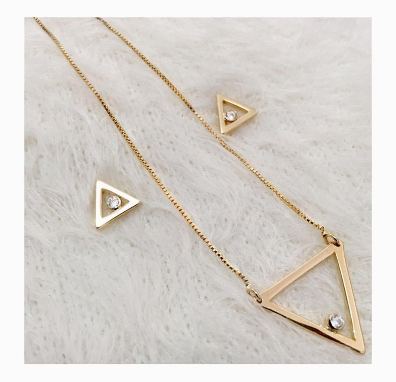 CONJUNTO TRIANGULAR