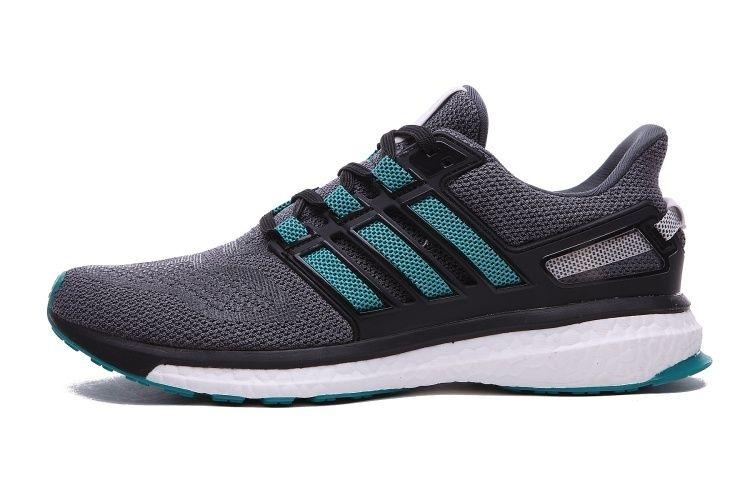 Tênis Adidas Energy Boost 3 - Feminino - Cinza Verde - Shoes Hub ... 6a276847a6a69
