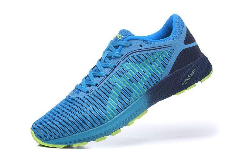 Tênis Asics DynaFlyte 2 - Masculino - Azul - Shoes Hub - Seu Próximo ... 6716f0ddb5316
