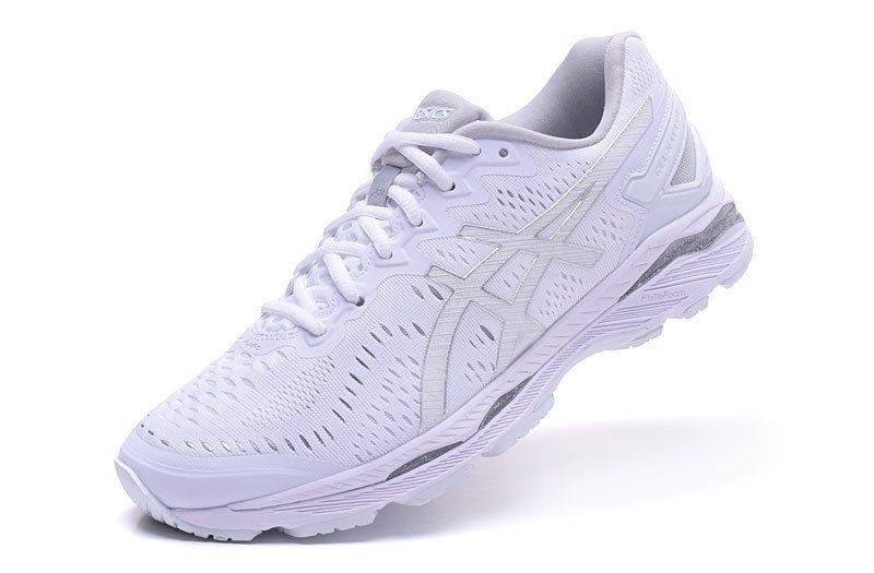8259b93951 Tênis Asics Gel Kayano 23 - Masculino - Branco - Shoes Hub - Seu ...