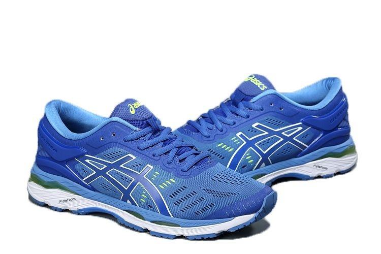 Tênis Asics Gel Kayano 24- Masculino - Azul - Shoes Hub - Seu ... a8c7ebe50e38e