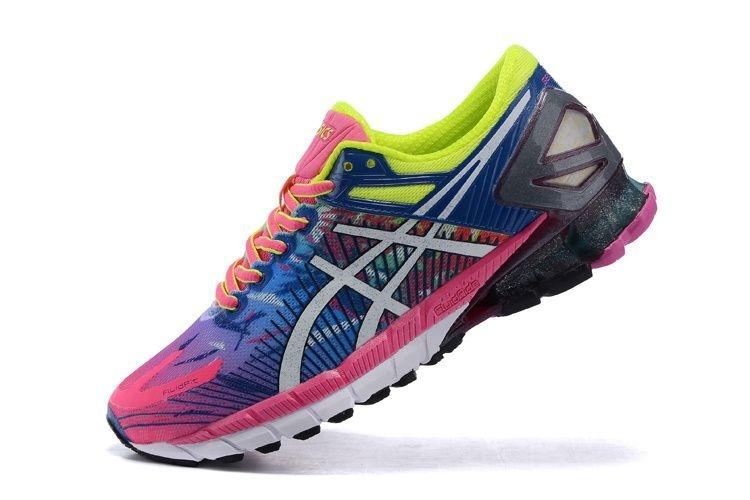 Tênis Asics Gel Kinsei 6 - Feminino - Rosa - Shoes Hub - Seu Próximo ... d35f37650fa1e