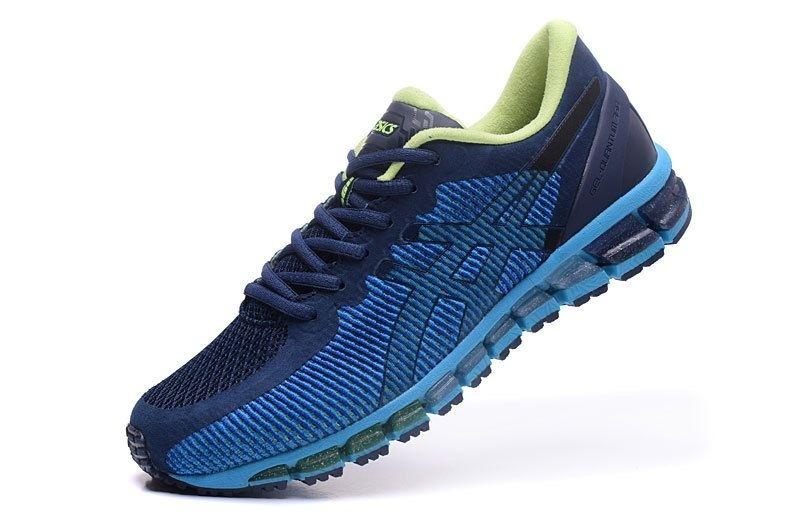 Tênis Asics Gel Quantum 360 CM - Masculino - Azul - Shoes Hub - Seu ... fd7b216c97eab