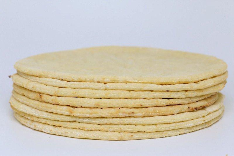 Massa Pré Assada para Pizza Sem Glúten 35cm | Grande (10 pacotes c/04 cada = 40 Unidades)