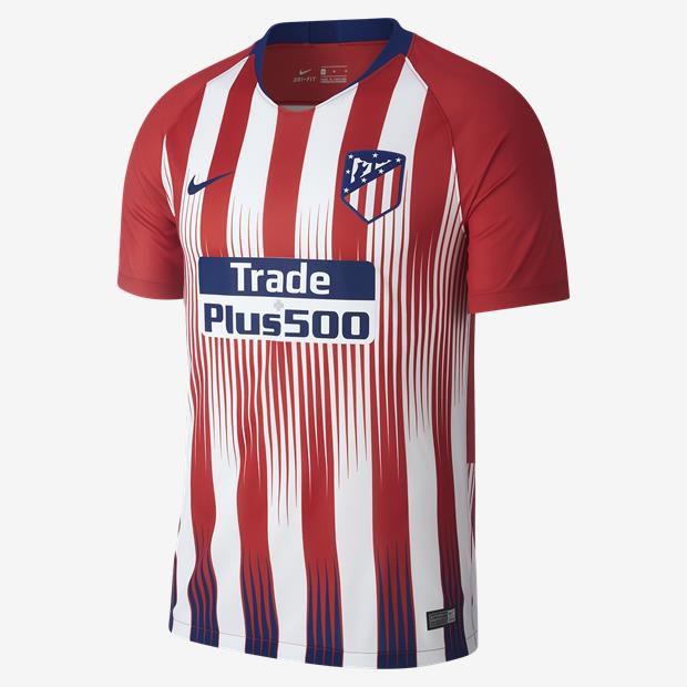Camisa do Atlético de Madrid Modelo Home 18 19 Torcedor Nike Masculina P 1c5c9123ec9ba