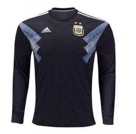 c41996081f Camisa Seleção Argentina Away Manga Longa 18 19 Torcedor Adidas Masculina  Masculino Downriver P