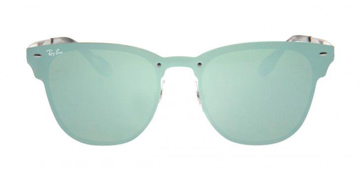 29a39e6a7 Óculos de Sol Ray-Ban Óculos Ray-Ban RB3576-N Blaze Clubmaster 47 ...