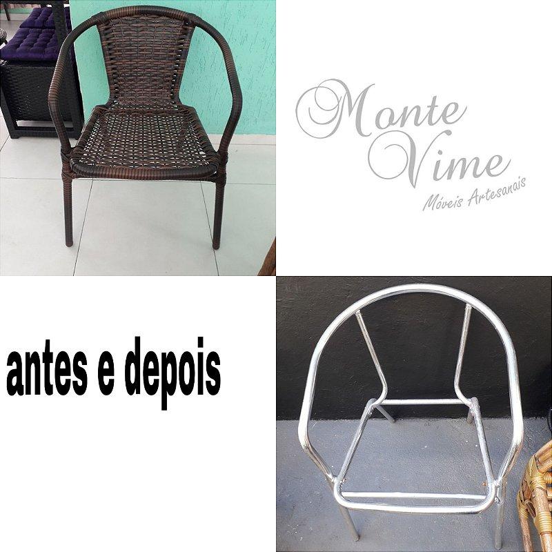 Restauração cadeira