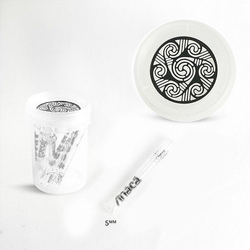 Piteira de Vidro 0,5 mm ( ANACÃ collab JET LIFE)