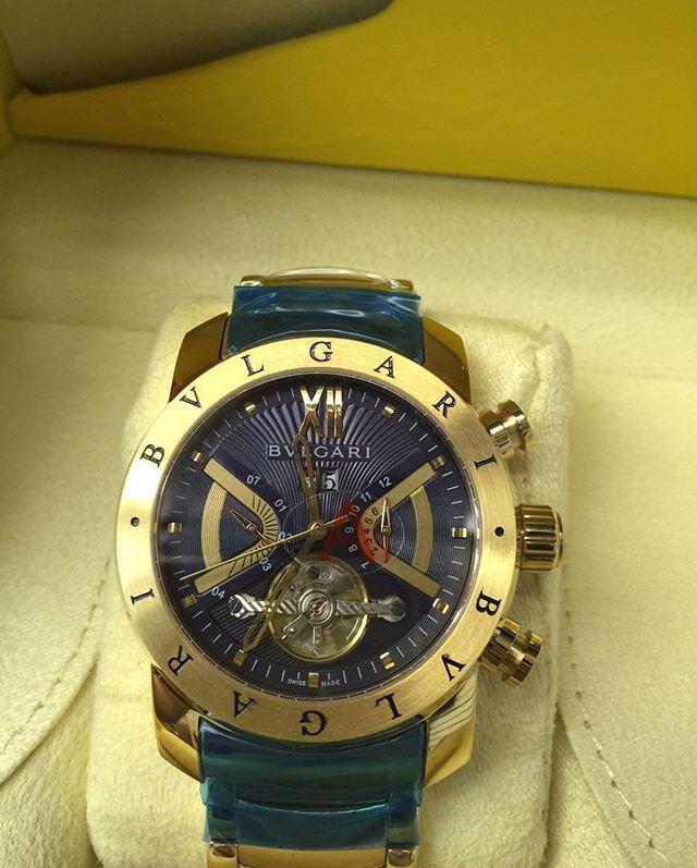 684613be234 Relógio Bvlgari Homem de Ferro - BP Store - As melhores marcas!