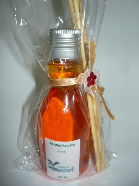 Varetas Aromatizantes 120 ml - aroma Buriti